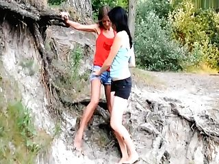 Naturist Teenagers