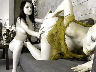Russian Sapphic Strap-on Rectal (recolored)