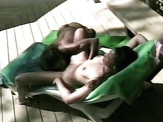 Chocolate Cuties Jessica & Tiffany Dissolve Each Others Twats