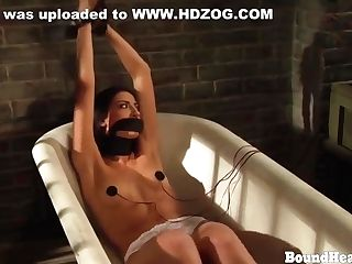 Youthfull Sapphic Victims Masturbated By Their Madame