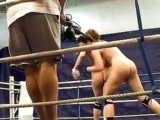 Nude Fight Club With Eliska Cross And Lisa Sparkle. A Fight For Dominance In This Hard Core Woman On Lady Activity Flick. These Honeys Look Awesome As