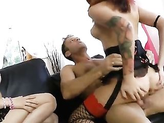 Aspid And Niki E Choose To Fuck With Rocco Siffredi