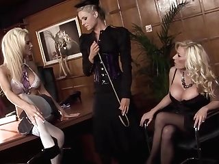 Huge-boobed Mom Fucks Her Daughter-in-law's Instructor