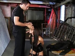 India Summer Bondaged And Hardcored By Her Beau Kerian Lee