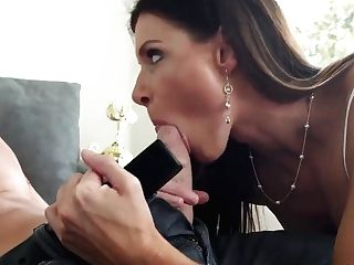India Summers Making Johnny Sins' Fantasies Come True