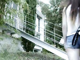Incredible Strap Dildo, Lezzy Porno Clip