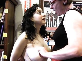 Nubile Attempts Her Hardest To Make Horny Stud Bust A Nut