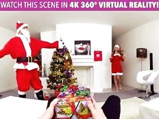 Vr Bangers- Gang-fuck Merry Xxx-mas And One Prick For All