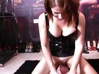 Her Superior Gf Gags Her, Ties Her Up