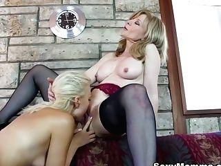 Nina And Natasha Make Each Other Mayo - Sexymomma